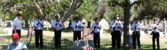 Ceremonial Three Volleys