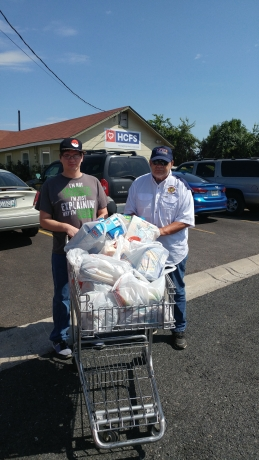 Delivering Food to Family Services in Boerne
