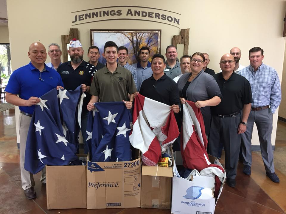 Jenning anderson ford