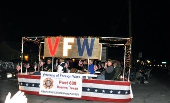 Boerne parade