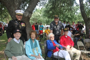 WWII Vets and Family